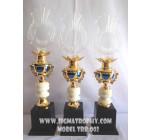 Grosir Piala Marmer-Agen Piala Plastik Murah Aman terpercaya-TRB-002