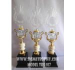 Trophy Marmer- Piala Marmer Set Melayani Seluruh Indonesia-TRB-017