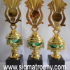 Trophy Award dan trophy Kejuaraan  Hanya di Sigma Trophy Tulungagung- BRB-002b