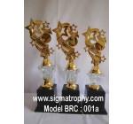 Sentral Pengrajin Piala Crystal, Piala Crystal Tulungagung, Jual Trophy Crystal- BRC-001a