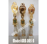 Produsen Piala Murah, Produsen Trophy Marmer Murah Tulungagung – BRB-005 B