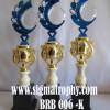 Bisnis Jual Piala,Bisnis Berjualan Trophy,Piala Sepak Bola Model BRB- 006-K