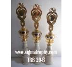 Jual Piala Murah, Harga Trophy Surabaya, Harga Piala Murah TRB 20 B