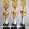 Pembuat Trophy Dengan Design Yang Elegan