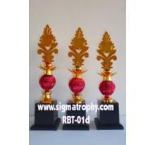 Order Piala Trophy Dengan Banyak Varian