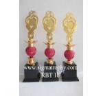 Jual Berbagai Model Trophy Varian Salak Red