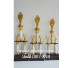 Jual Kerajinan Trophy Marmer, Trophy Kaki 2, Trophy Marmer Murah