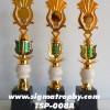 Order Piala Versi Pagoda, Jual Piala Trophy, Jual Piala Set