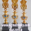 Melayani Trophy Sangkar, Melayani Trophy Unik, Melayani Trophy Varian Spektakuler