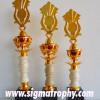 Sedia Trophy Sangkar, Trophy Minimalis, Trophy Bernuansa