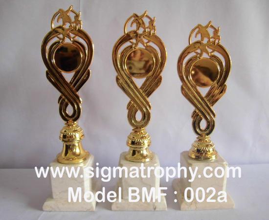 Daftar harga piala Murah.harga piala trophy,daftar harga piala trophy,daftar harga piala plastik trophy-BMF-002a