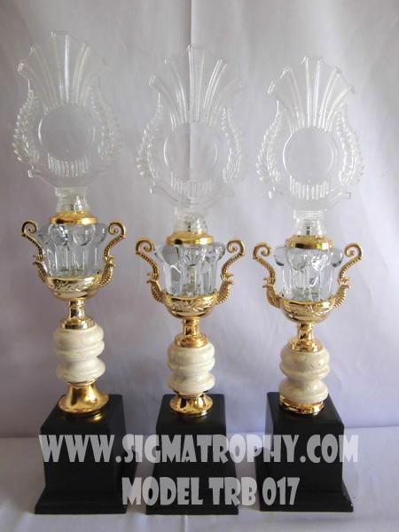 Trophy Marmer- Piala Marmer Set