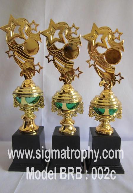 Central trophy BRB 2c