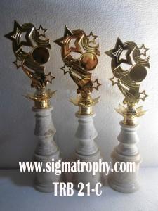 Harga Piala Murah dan Terlengkap, Tulungagung - Harga Trophy Badminton TRB21C
