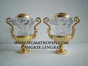 Sparepart Trophy Crystal