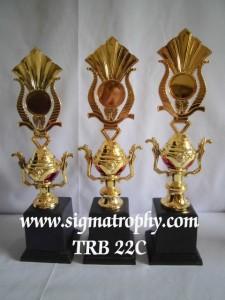 Tempat jual Trophy Piala Kipas - Figur Kipas  23 C