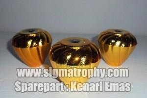 Sparepart Kenari Emas | Pesan Trophy Lengkap, Trophy Murah dan Bagian-bagian trophy