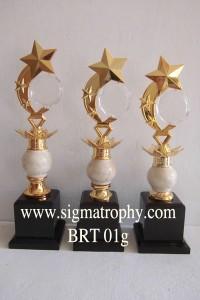 Trophy Murah ,Trophy Berkwalitas, Trophy Bervariasi TRB telur 003 br