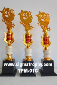 Pabrik Trophy Plastik, Pabrik Piala