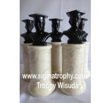 Trophy Wisuda- Trophy marmer wisuda-Jual Trophy marmer-produsen piala marmer