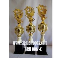 Supplier trophy, Pabrik Piala, Pabrik Trophy-  Model BRB 006-C