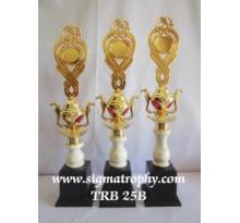 Ke Unikan Trophy di Pabrik Kami