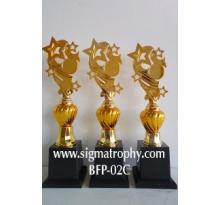 Jual Trophy Plastik, Jual Piala Murah