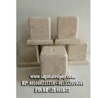 Tatakan Marmer kotak Atau Base Marmer Kotak