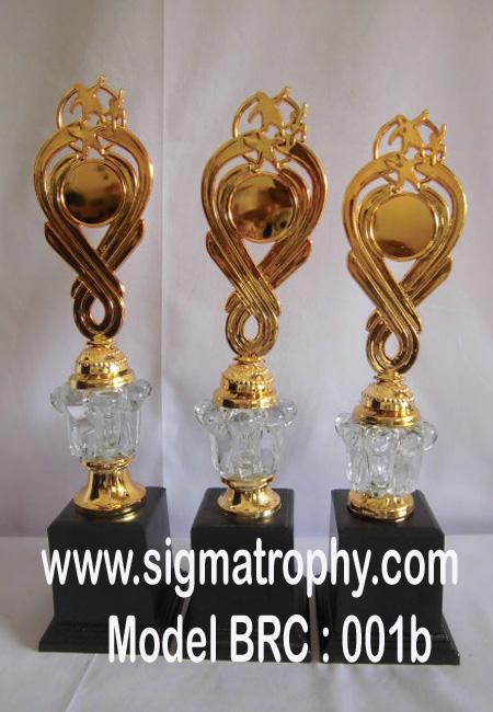 Trophy Crystal Murah BRC 02