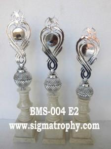 Piala Trophy Crystal - BMS - 004 E2