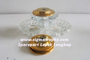 Jual Spare Part Trophy Crystal