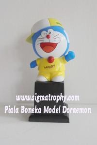 Piala Doraemon, kado unik, alternatif kado unik