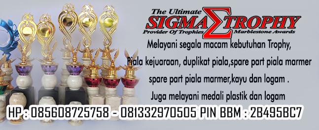 DAFTAR ISI - Sigma Trophy